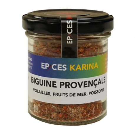 Épices Karina Biguine Provençale pot 50 g