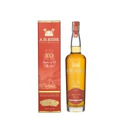 AH Riise XO Ambre d'Or boisson spiritueuse 42° 70 cl Iles Vierges USA