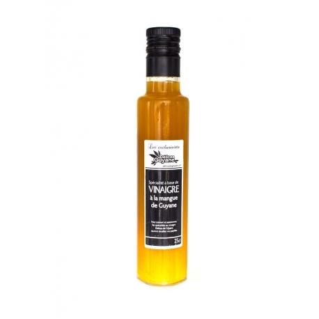 Délices de Guyane Vinaigre à la Mangue de Guyane 25 cl