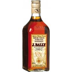 Bally Rhum Vieux 2002 43° 70 cl Martinique