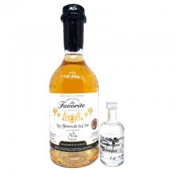 Favorite Rhum Blanc Cuvée des Frères de la Côte 50,3° 70 cl Martinique