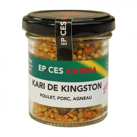 Épices Karina Kari Kingston pot 50 g
