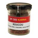 Épices Karina Roucou (graines) pot 50 g