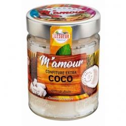 M'Amour confiture Coco 315 g
