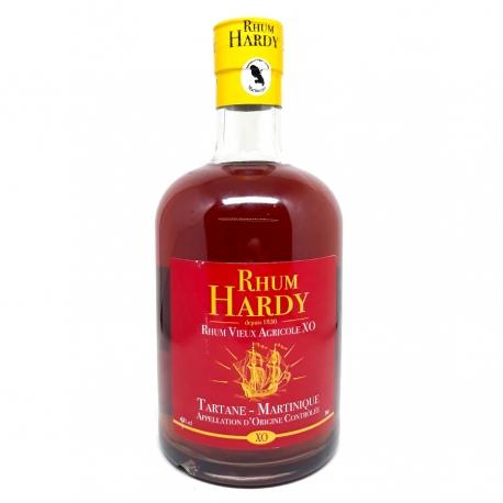 Hardy Rhum Vieux XO 43° 70 cl Martinique