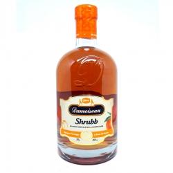 Damoiseau Liqueur Shrubb 40° 70 cl  Guadeloupe