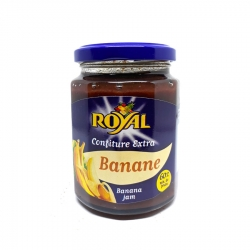 Royal Confiture de Banane 330 g