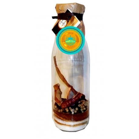 Délices Métisses préparation pour Rhum arrangé Poivre - Piment pour 1L