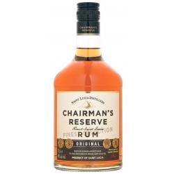 Chairman's Reserve Rhum Vieux Original 40° 70 cl Sainte Lucie