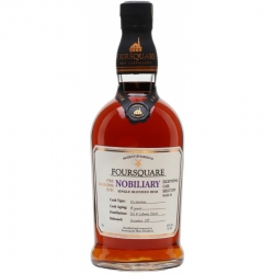 Foursquare Rhum Vieux Nobiliary 14 ans 62° Barbade