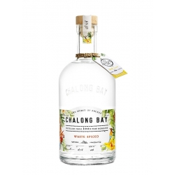 Chalong Bay Rhum Blanc Spiced 40° 70 cl Thaïlande