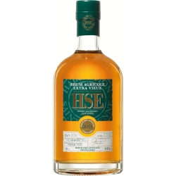 HSE Rhum Vieux 2013 Finition Single Malt Islay Kilchoman 44° Martinique