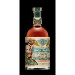 Don Papa Rhum Vieux Baroko boisson spiritueuse étui 40° 70 cl Philippines