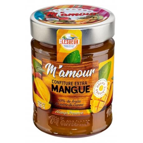 M'Amour confiture Mangue 325 g