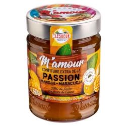 M'Amour confiture Passion 325 g