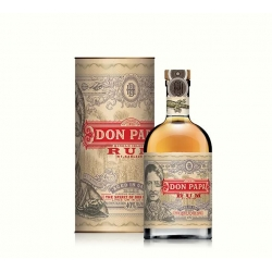 Don Papa Rhum Vieux 7 Rum boisson spiritueuse étui 40° 70 cl Philippines
