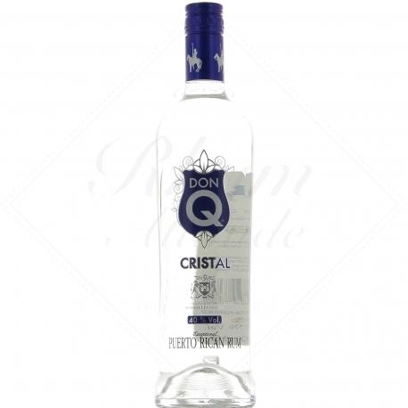 Don Q Rhum Blanc Cristal 40° Porto Rico
