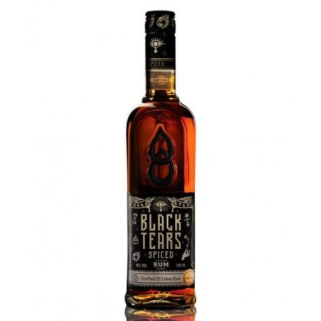 Black Tears Rhum Épice 40° Cuba