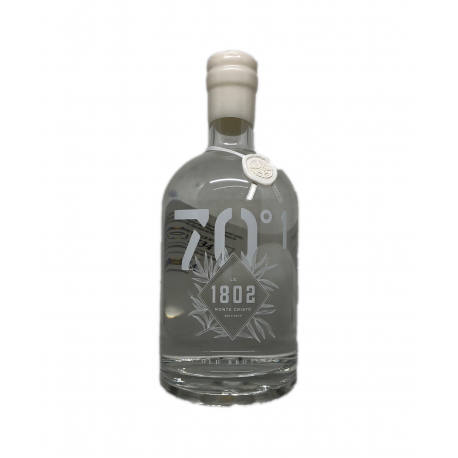 Old Brothers Rhum Blanc Cuvée 1802 70,1° Panama
