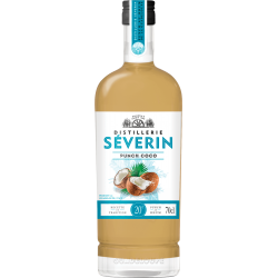 Séverin Punch Coco 20° 70 cl Guadeloupe