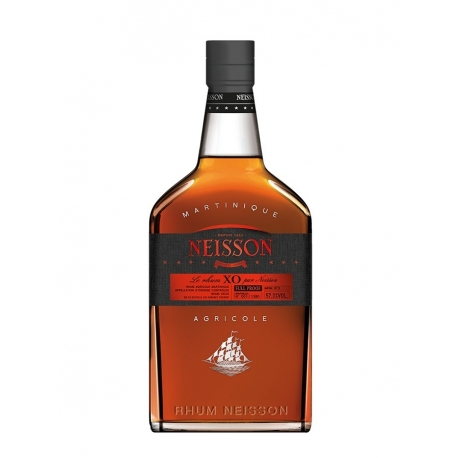 Neisson Rhum Vieux le XO par Neisson Full Proof étui 57,3° Martinique