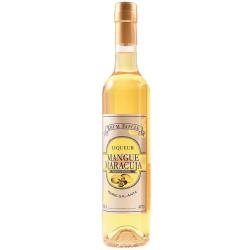 Bielle Liqueur Mangue Maracuja 40° 50 cl Marie Galante