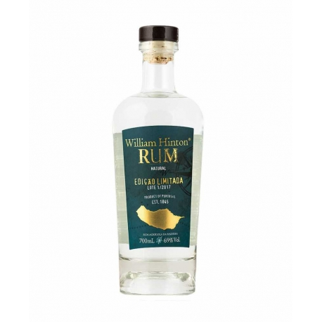 William Hinton Rhum Blanc Branco Especial 69° 70 cl Madère (Portugal)