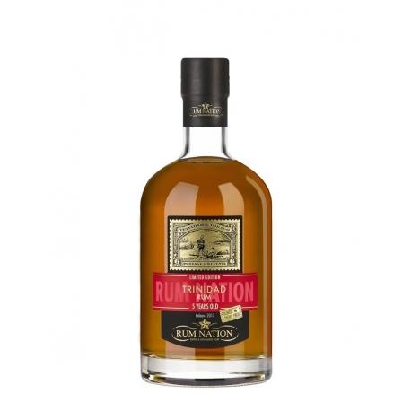 Rum Nation Rhum Vieux 5 ans Sherry Finish Oroloso 46° Trinidad