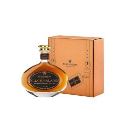 Rum Nation Rhum Vieux XO 20th Anniversary Decanter étui 40° Guatemala