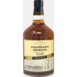 Chairman's Reserve Rhum Vieux Legacy 43° Sainte Lucie