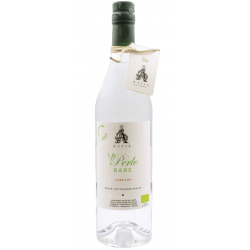 A 1710 Rhum Blanc La Perle Rare Bleue bio 52,5° 70 cl Martinique