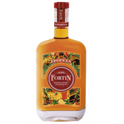 Fortin Rhum Vieux 5 ans Epopeya  40° 70 cl Paraguay