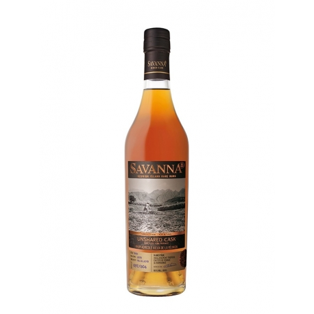 Savanna Rhum Vieux 9 ans 2010 Cognac Armagnac Finish  Fût 1055 étui  55° 50 cl La Réunion