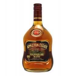 Appleton Rhum Vieux signature blend 40° 70 cl Jamaïque
