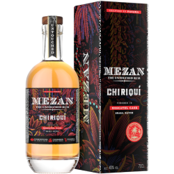 Mezan Rhum Vieux Chiriqui Moscatel Finish étui 46° Panama