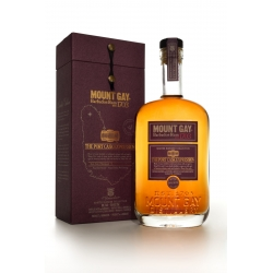 Mount Gay Rhum Vieux The Port Cask Expression Brut de Fût étui 55° Barbade