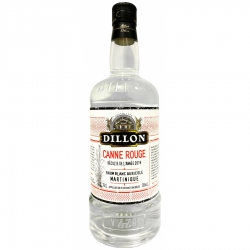 Dillon Rhum Blanc Canne Rouge 2019 50° Martinique