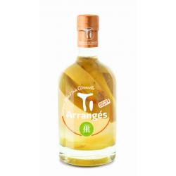 Ti Arrangés de Ced  Mangue - Bois d'Inde Citronnelle Cuvée Christian de Montaguère 45,4° 70cl