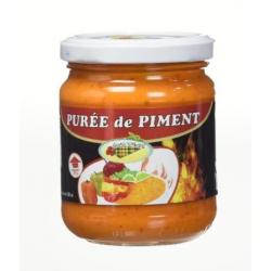 Guadépices Purée de Piment 200g