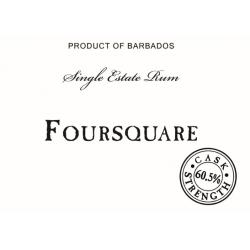 L'Esprit Rhum Vieux Foursquare 2005 - 2020 60,5° Barbade