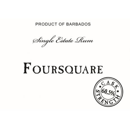 L'Esprit Rhum Vieux Foursquare 2005 60,5° Barbade