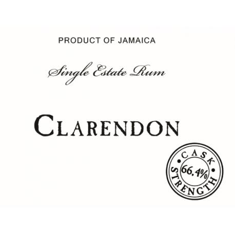 L'Esprit Rhum Vieux Clarendon 2004 66,4° Jamaïque