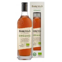 Barcelo Rhum Vieux Organic 37,5° 70 cl République Dominicaine