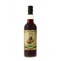 Black Jamaica Rhum Épicé rum 35° 70 cl Jamaïque