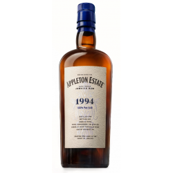 Appleton Rhum Vieux 1994 Hearts Collection 100% Pot Still 60° Jamaïque