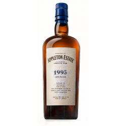 Appleton Rhum Vieux 1995 Hearts Collection 100% Pot Still 63° Jamaïque