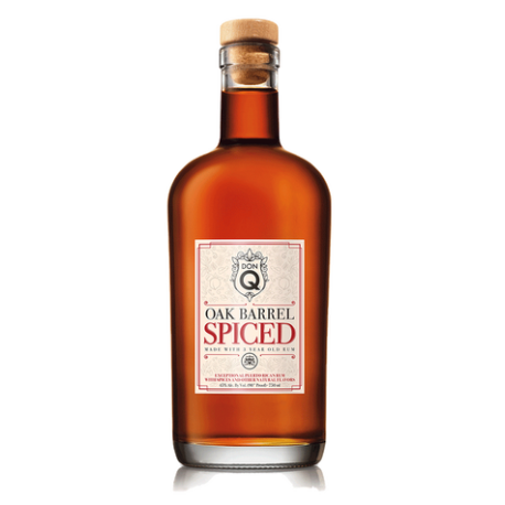 Don Q Rhum Epicé Oak Barrel 45° Porto Rico
