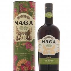 Naga Rum Celebration boisson spiritueuse à base de rhum étui 40° 70 cl Indonésie