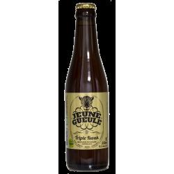 Jeune Gueule Bière ambrée Triple Kwak 8,5° 33cl
