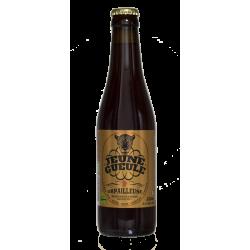 Jeune Gueule Bière ambrée Orpailleuse 6° 33cl